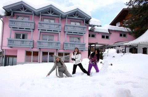 3 napos aktív téli pihenés szánkózással Ausztriában