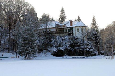 Természetközeli téli élmények Nagyhután