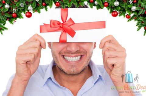 30.000 Ft értékű intim ajándékkártya férfiaknak