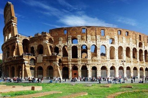 3 nap az örök városban, Rómában