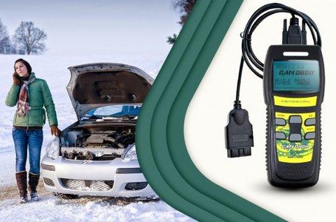 OBD Master U581 kézi autódiagnosztikai eszköz