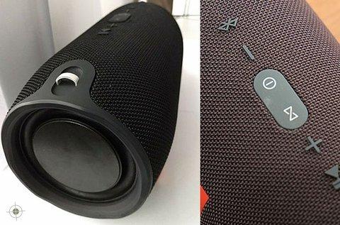 Vagány dizájnú Extreme Bluetooth hangszóró
