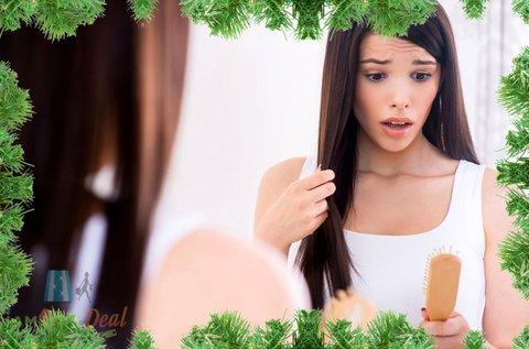 Hajritkulás, hajhullás bio szérumos kezelése