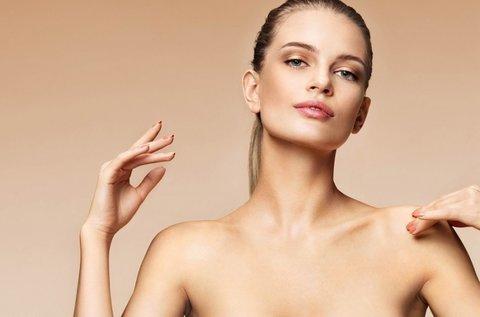 Bio-Botox feltöltés arcon, nyakon és dekoltázson