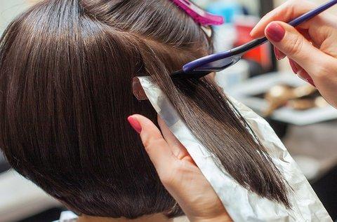 Csodás új frizura készítése a belvárosban