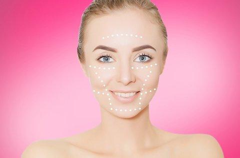 Rádiófrekvenciás bőrregeneráló arcfeszesítés