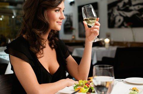 3 fogásos ínyenc vacsora választható ételekből