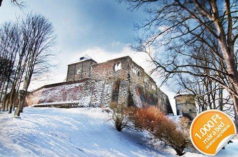 3 napos téli feltöltődés Egerben