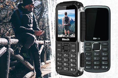 Btech mobiltelefonok és kültéri mobil