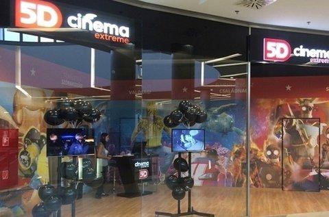 Páros 5D Cinema belépő