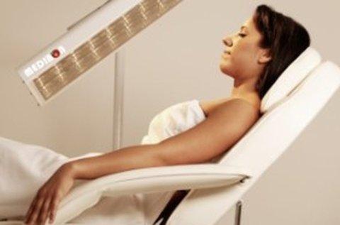 2x30 perces fényterápiás kezelés