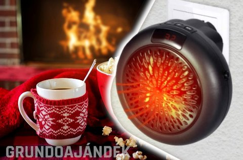 Magic Warm kompakt hősugárzó