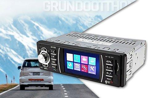 Adivox Mp5 bluetooth-os autórádió fejegység