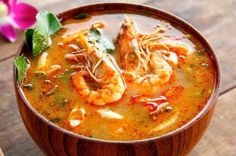 Thai főzőkurzus italfogyasztással