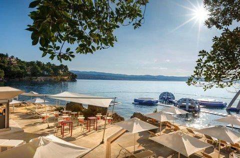 4 csillagos családi lazítás Icici tengerpartján