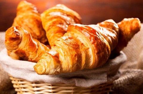 3 órás croissant készítő kurzus ételfogyasztással