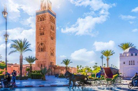4 napos téli kiruccanás Marrakesh-be repülővel