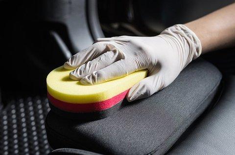 Üléskárpit-tisztítás külső és belső takarítással