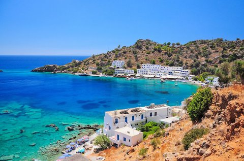 8 napos nyaralás a napsütötte Krétán repülővel