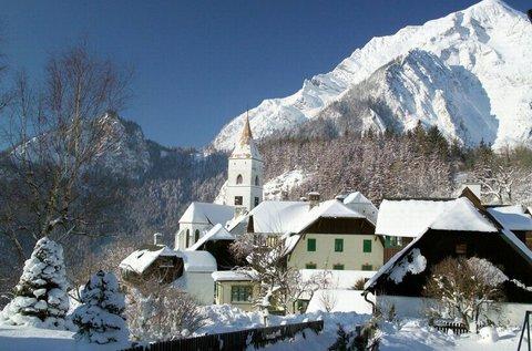Mesés téli pihenés Bad Mitterndorfban 4 főnek