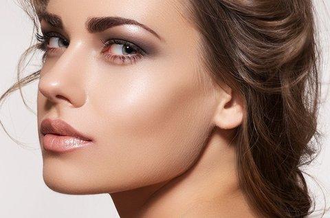 Bőrmegújító kozmetikai csomag hidroabrázióval