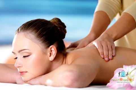 Frissítő-lazító, relaxációs, aromaterápiás masszázs