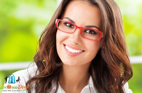 Komplex szemüveg készítése szemvizsgálattal