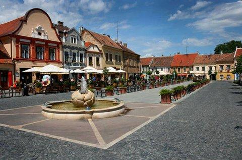 Romantikus kikapcsolódás Kőszeg belvárosában