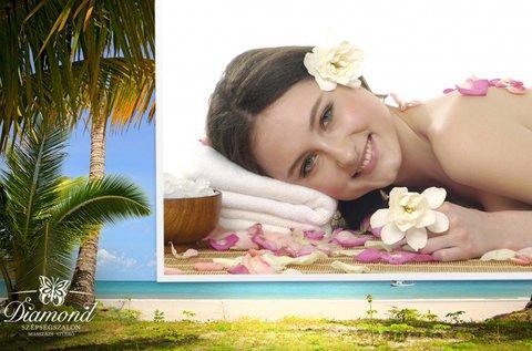 90 perces trópusi aromaterápiás masszázs
