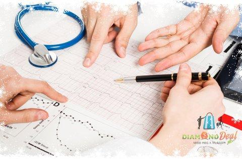 Komplex endokrin rendszer felmérés kiértékeléssel
