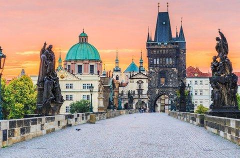 Márciusi hosszú hétvége Prágában, buszos úttal