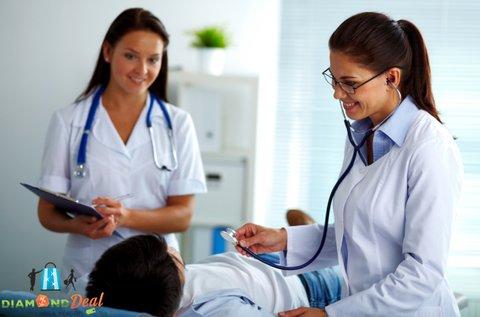 Teljes körű egészségügyi állapotfelmérés és szűrés