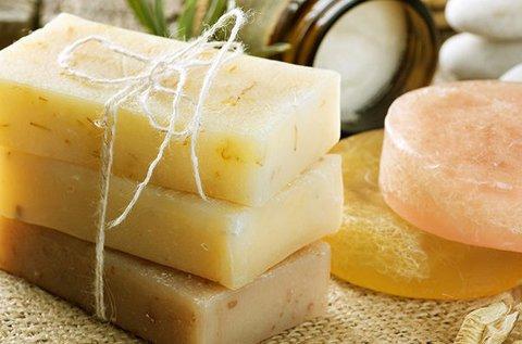 Kombinált szappankészítő workshop
