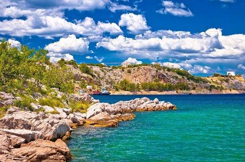 8 napos tengerparti vakáció a Krk-szigeten