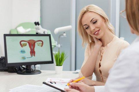 Nőgyógyászati szűrés műszeres méréssel