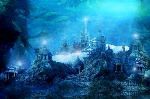 Atlantisz szabadulós játék 2-8 fő részére60 percben