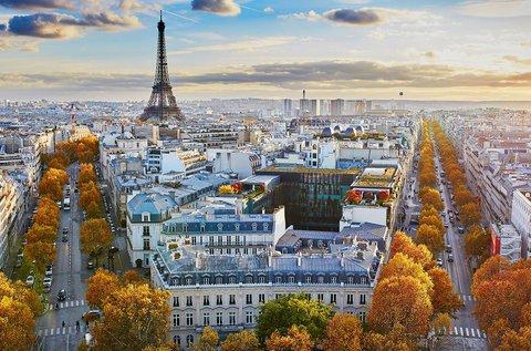 3 napos városlátogatás a meseszép Párizsban
