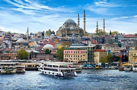 4 napos pihenés repülővel a mesés Isztambulban