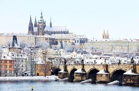 3 napos hétvége Prágában repülővel