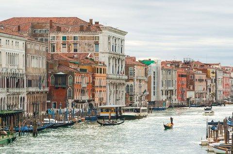 3 napos városlátogatás Velencében kaszinózással