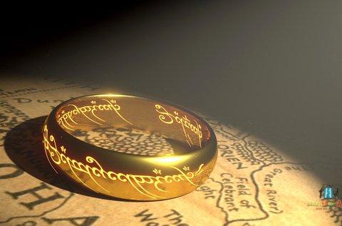 Gyűrűk Ura szabadulós játék 2-6 főnek 60 percben