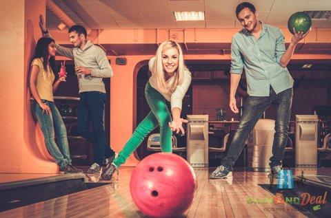 2 órás bowlingozás akár 6 fő részére