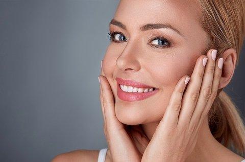 Fitoösztrogénes regeneráló arckezelés