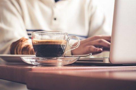 5 órás coworking kávézással