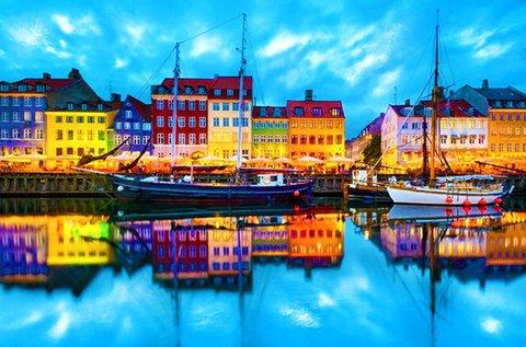 4 napos mesés pihenés a családdal Koppenhágában
