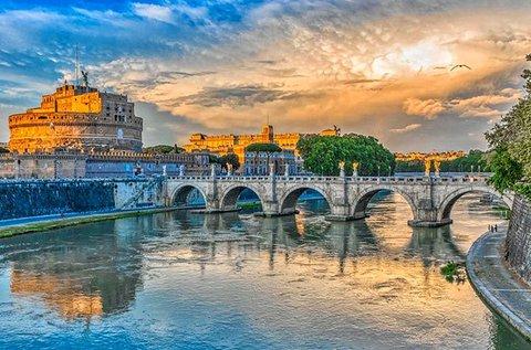 3 napos pihenés az Örök Városban, Rómában