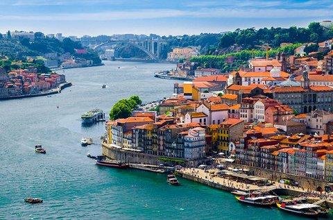 4 napos kiruccanás Portugáliába repülővel