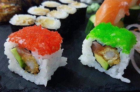 66 db-os sushi válogatás 4 fő részére