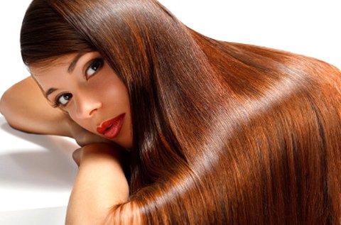 Regeneráló melegollós vagy Mac Split hajvágás