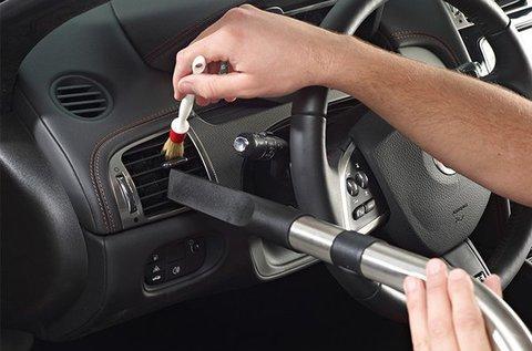 Ülésbőr tisztítás autóbelső takarítással